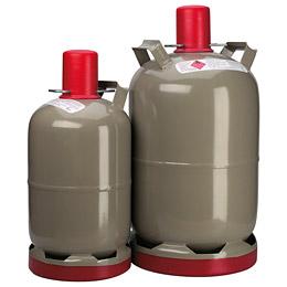 5 Kg os gázpalack eladó